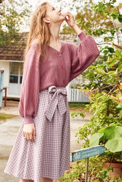 girl's sweater set
