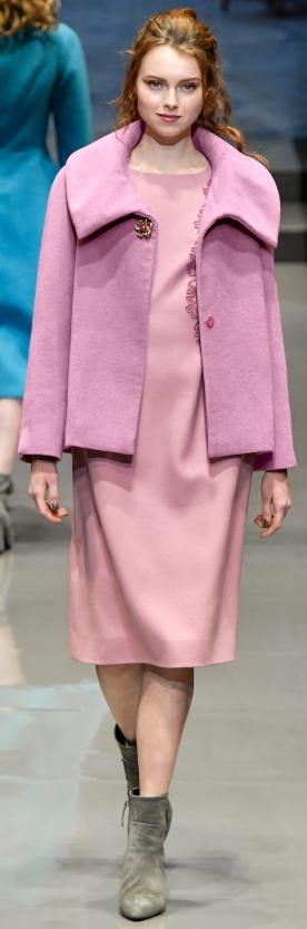 18/19 A/W Women's Short Overcoat - Yuki Torii International