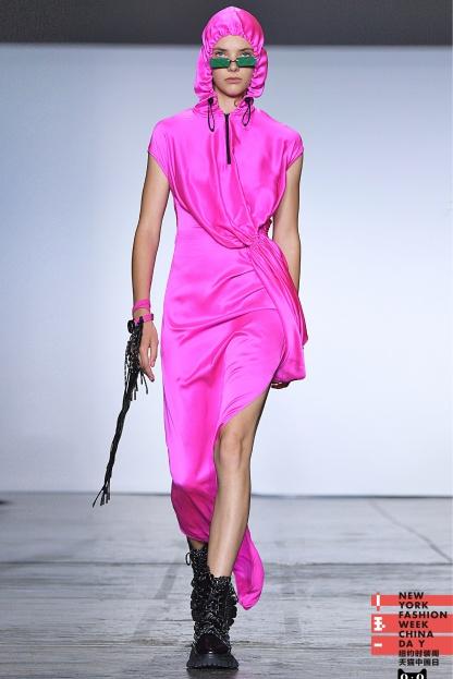 Purple Style Women's Dress