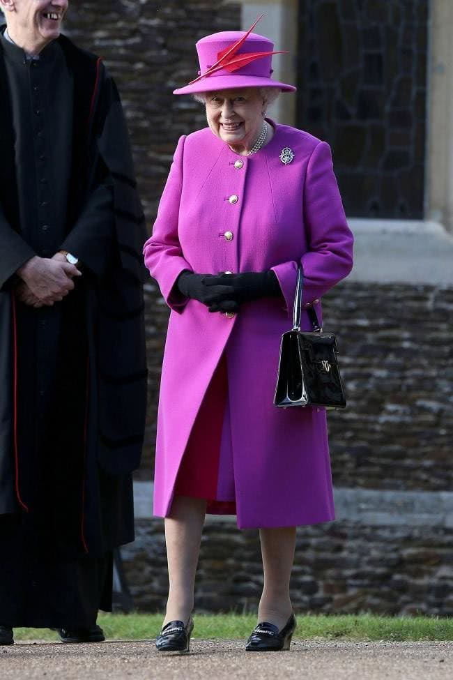 British queen's
