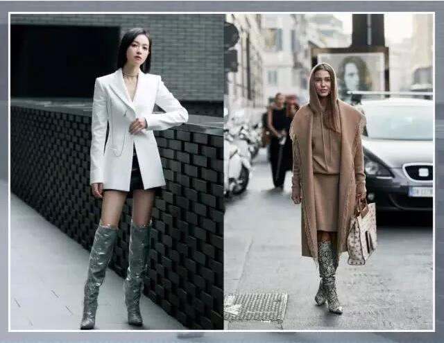 fashion style boots