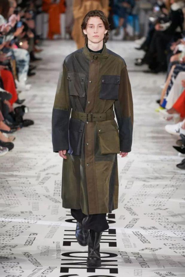 long coat for men