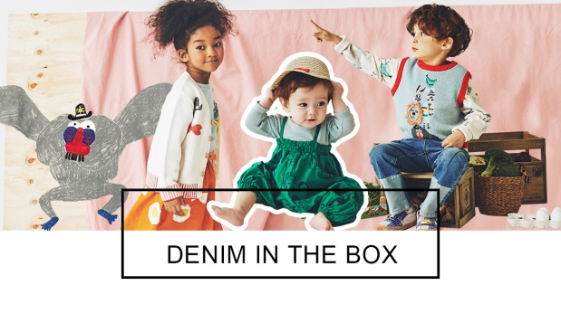 DENIM IN THE BOX