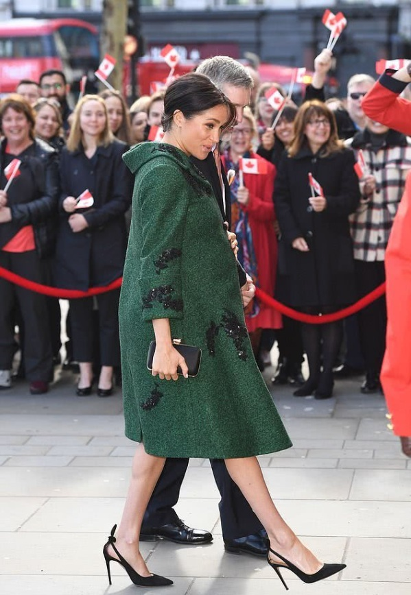 meghan's green style