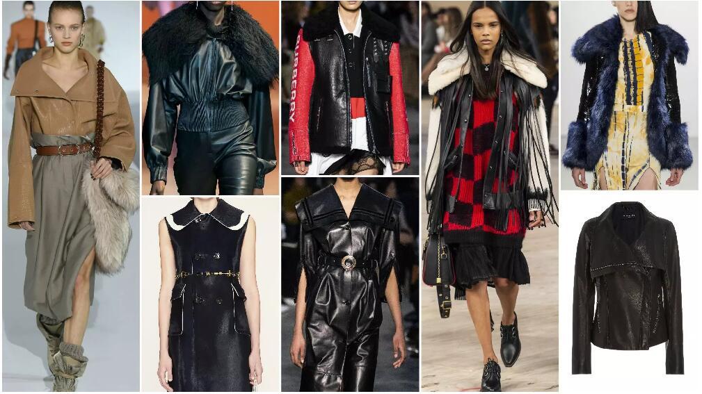 oversized turndown collar coat