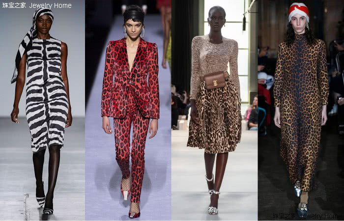 fashion animal prints styles
