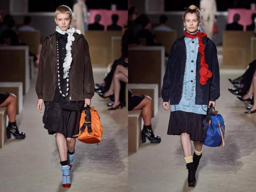 Prada's fashion style
