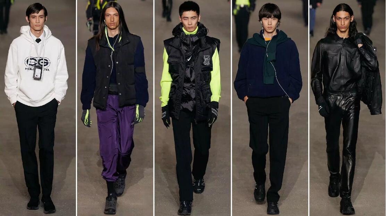 fashion Catwalk Looks