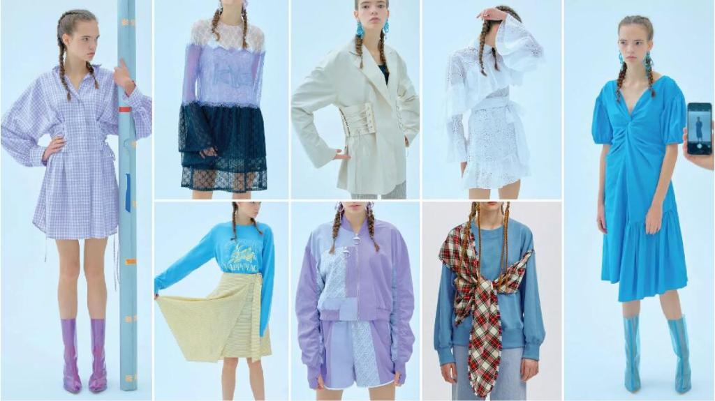 KYE's fashion style