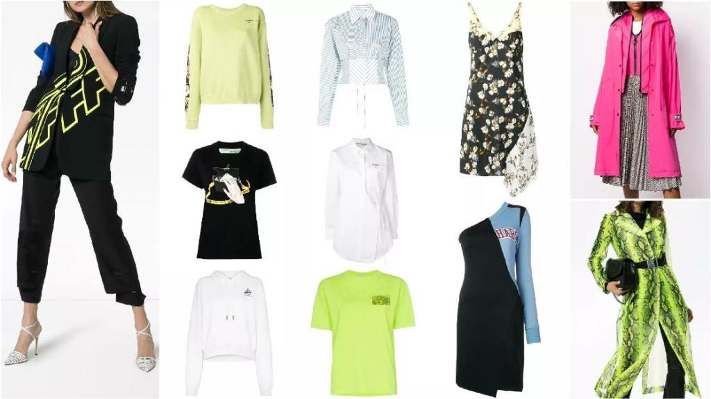 OFF-WHITE fashion style