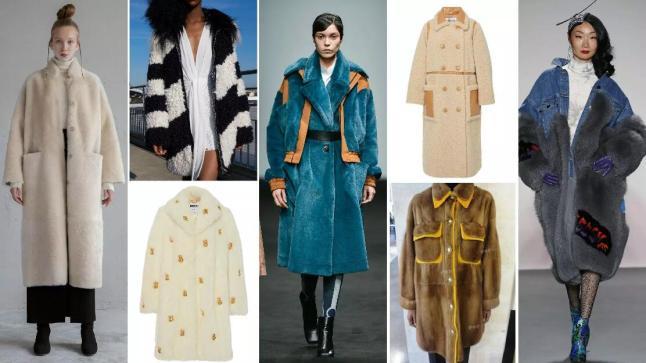 Plush Coats