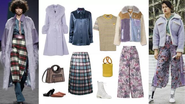 purple coat collocation