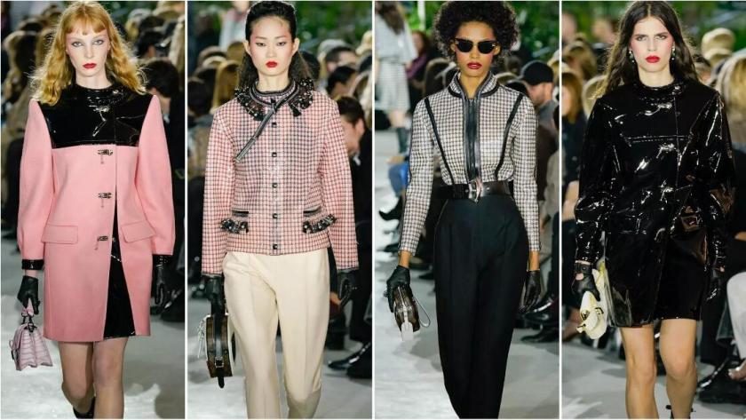 PVC fashion style