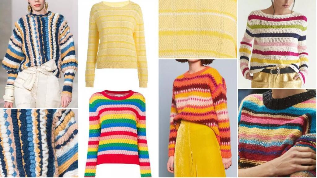 Stitch Stripes