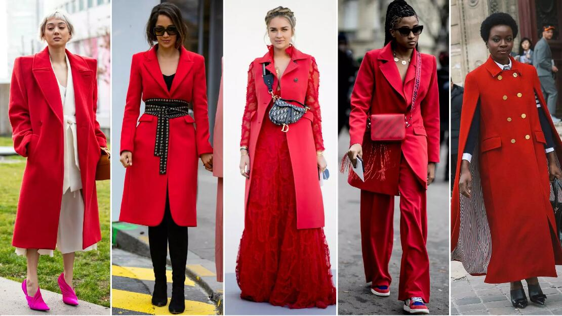 Charismatic Red Color