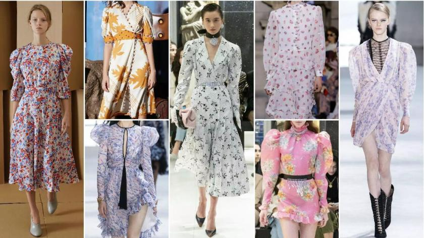 Spring Trends 2020.2020 Spring Summer Silhouette Trend For Dresses Topfashion