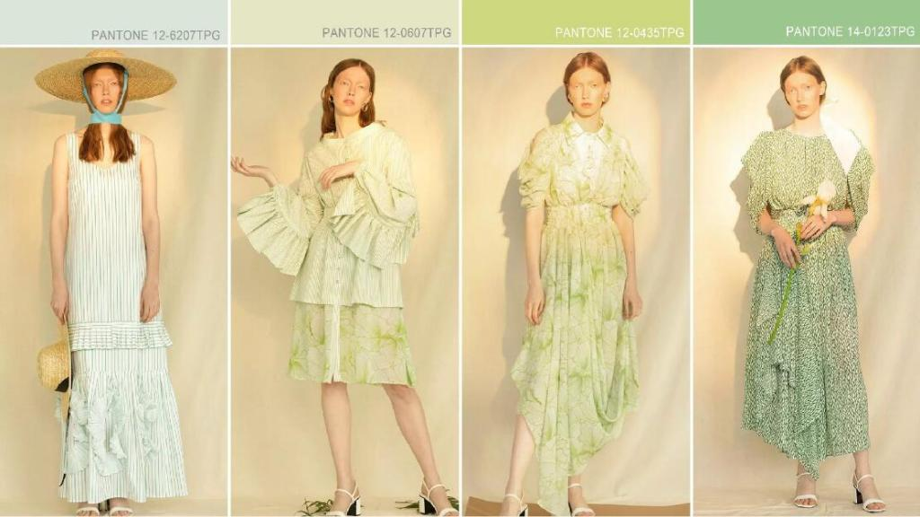 light tone fashion style