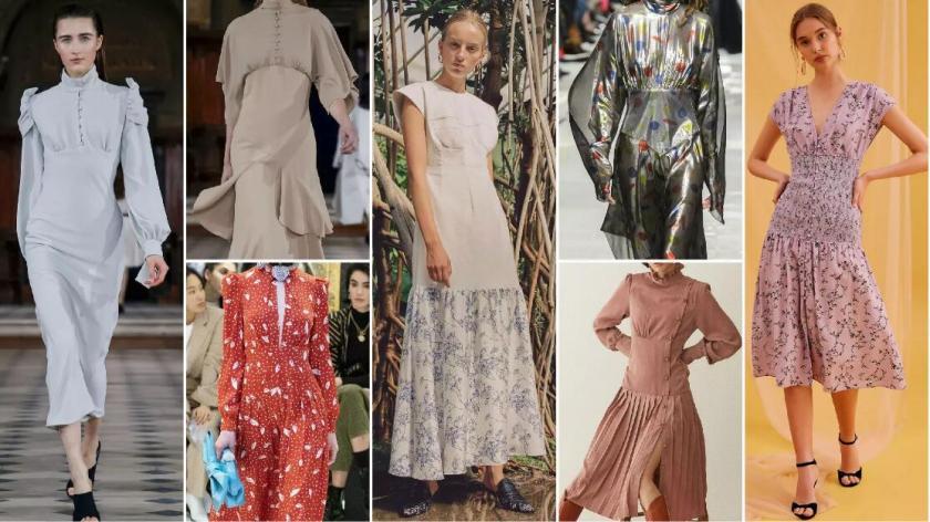 Slender Waist Line dresses