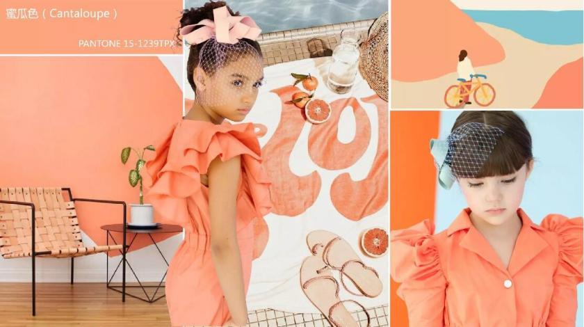 Cantaloupe color Inspiration