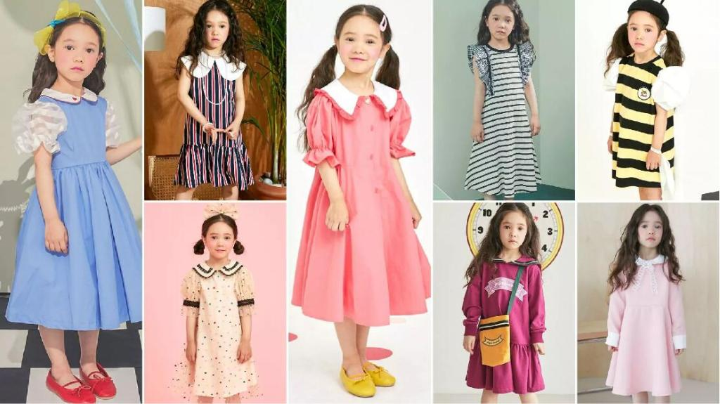 children's dresses
