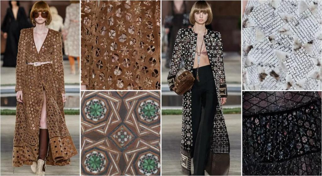 Cutouts and Layering fashion style