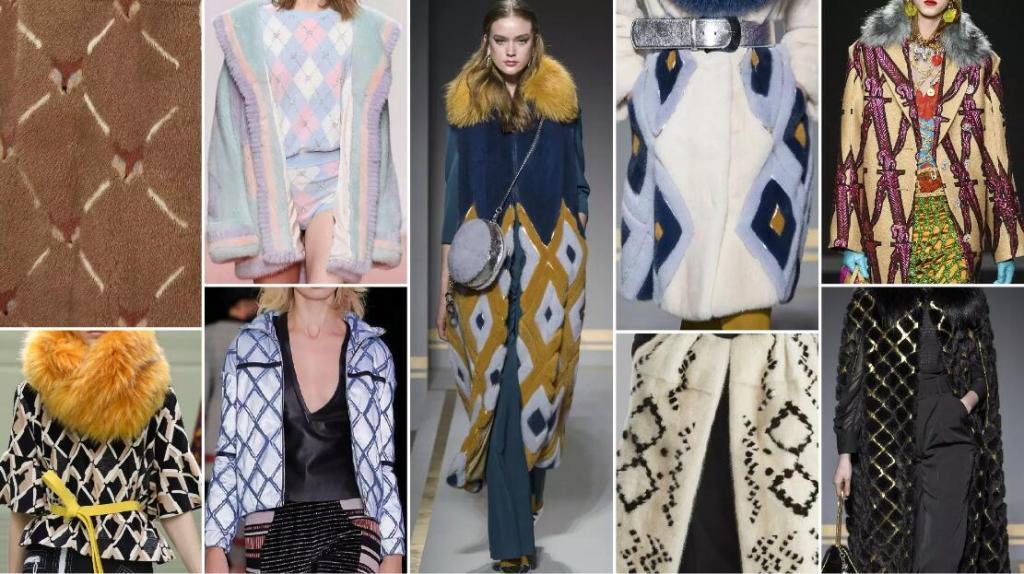 Diamond Shapes fashion trend style