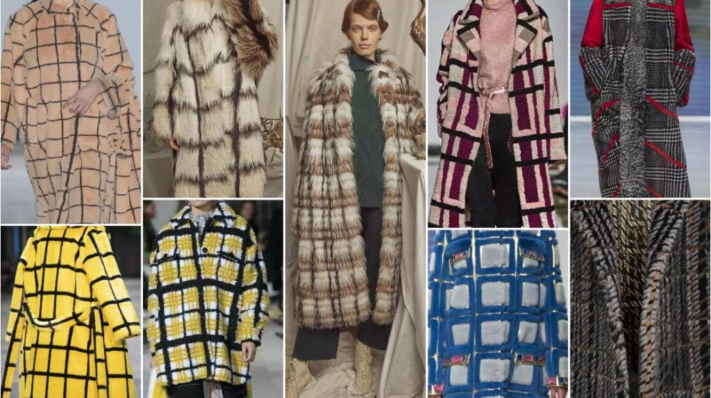 Evolvement of Checks fashion trend style