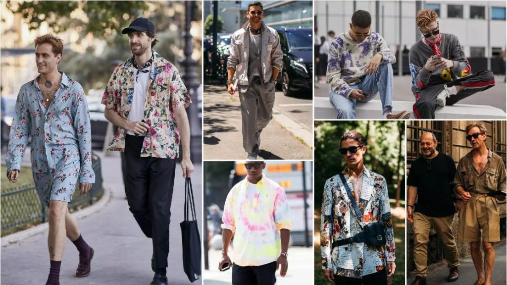 fashion men's street style