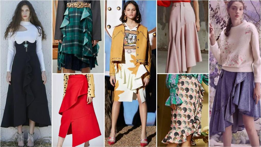 fashion new skirt