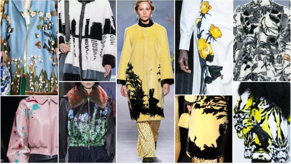 fashion trend style fur