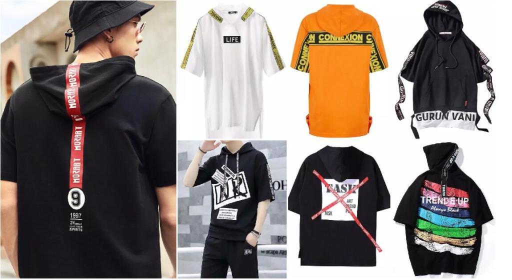fashion trend t-shirt style