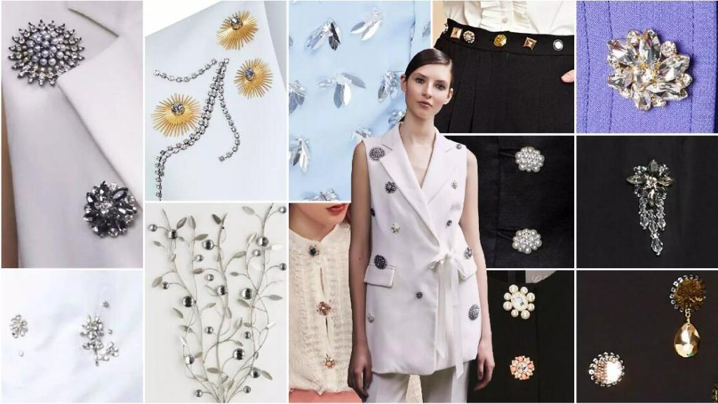 Florals fashion clothing accessory