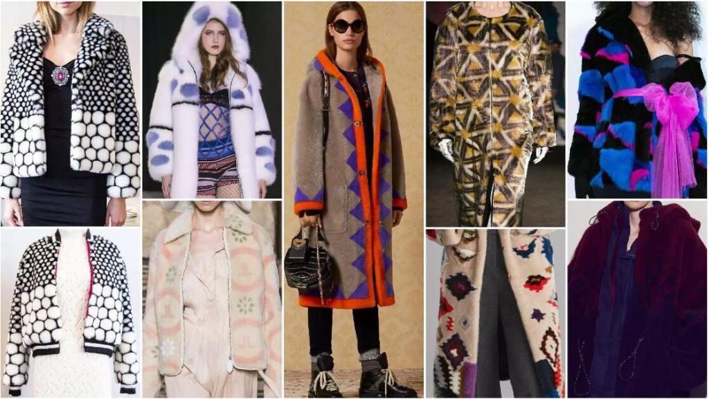 Geomercy fashion trend style fur