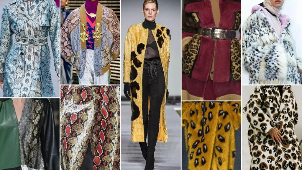 jungle animal fsahion trend style