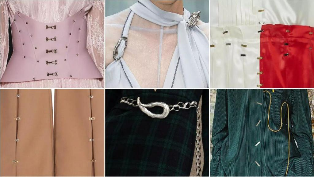 More Metallic Embellishments fashion clothing accessory