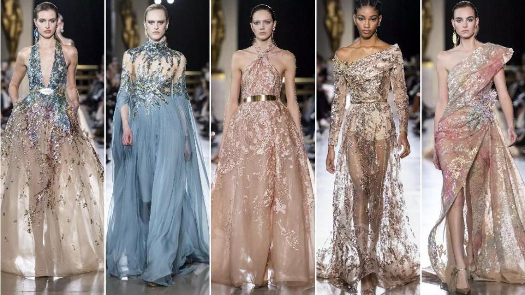 sequins fashion formal dresses
