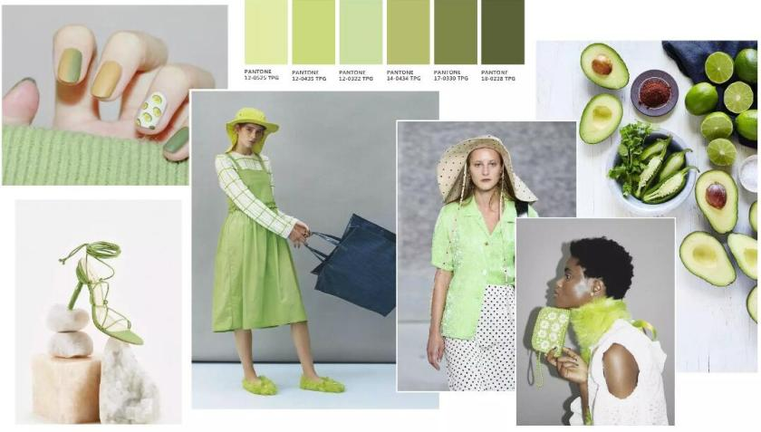 The Green Tone through Summer