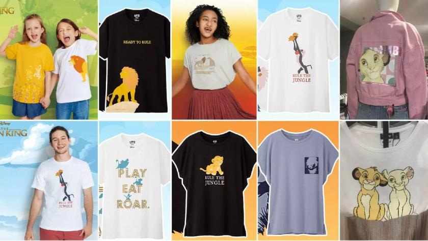 Uniqlo×THE LION KING