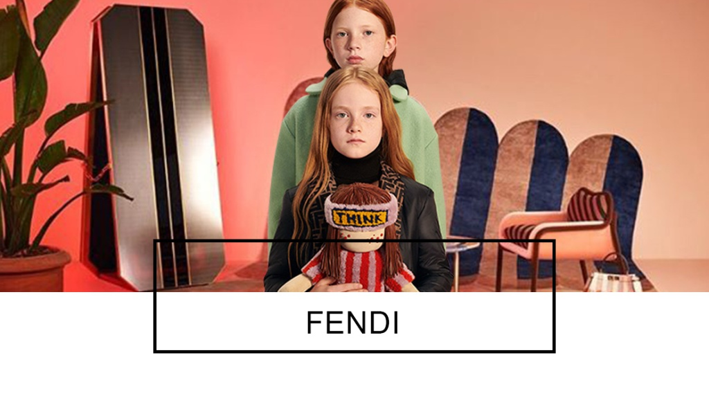 Fendi Kids Style
