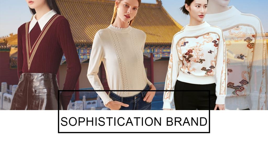 fashion sweater brand
