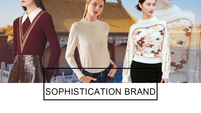 fashion sweater brand