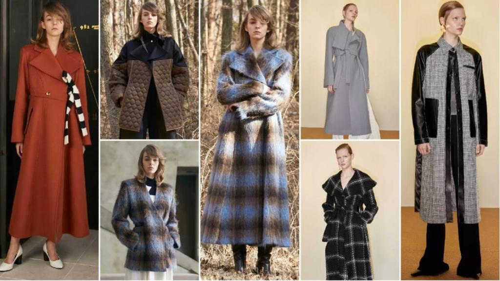 brand fashion coat