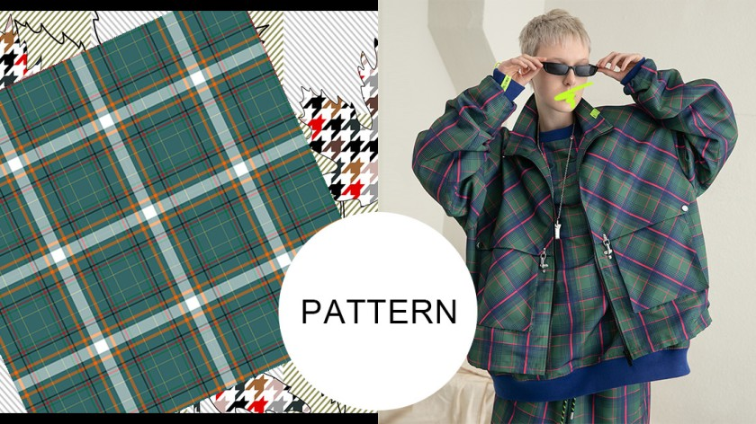Pattern Trends 2020.2020 2021 Autumn Winter Chceks Pattern Trend For Menswear