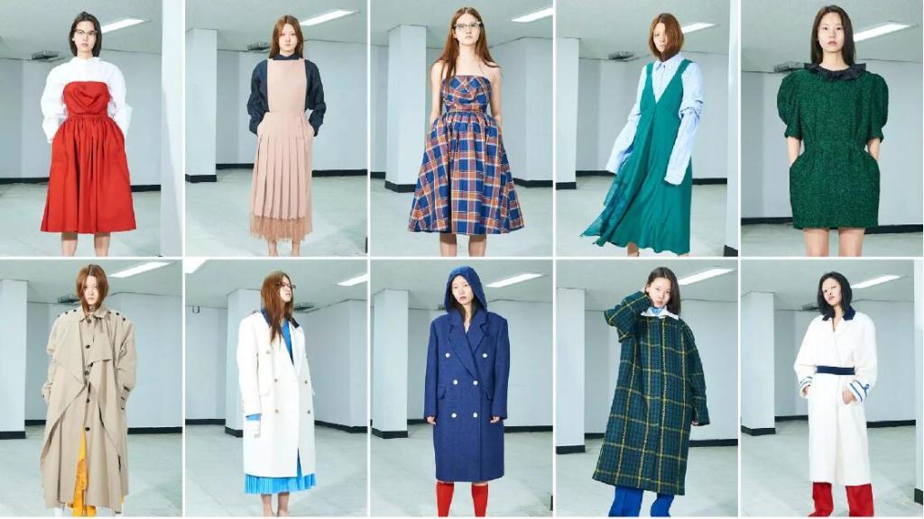 dresses and coat
