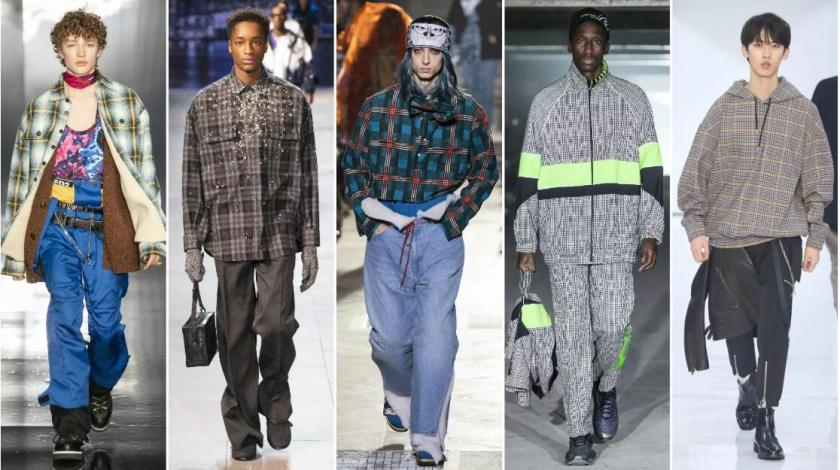 fashion men's catwalk style