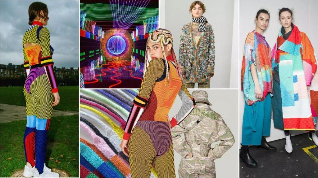 fashion style fabric