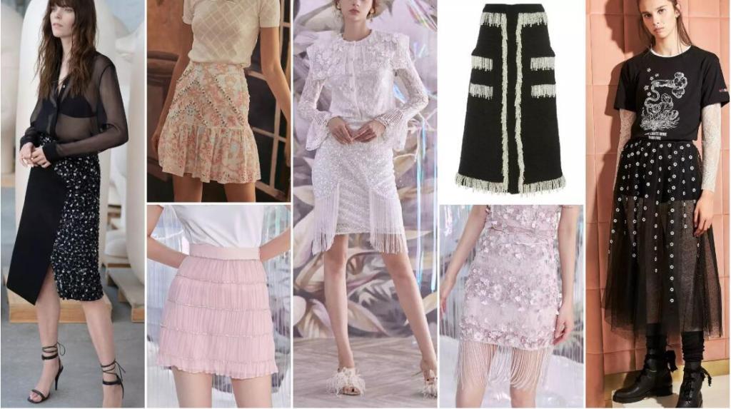 Opulent Decorations skirt