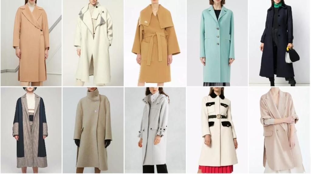 top 10 fashion coat