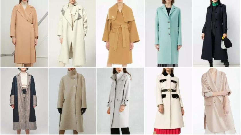 top 10 fashion coat