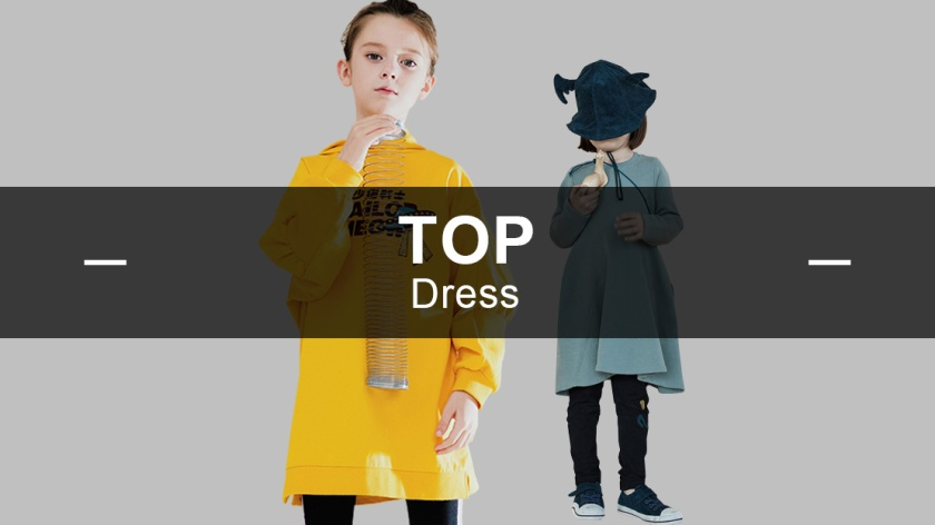 top dresses for young girl